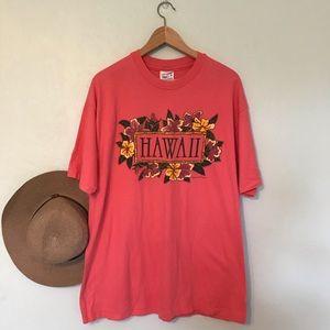 90's Hawaiian graphic tee